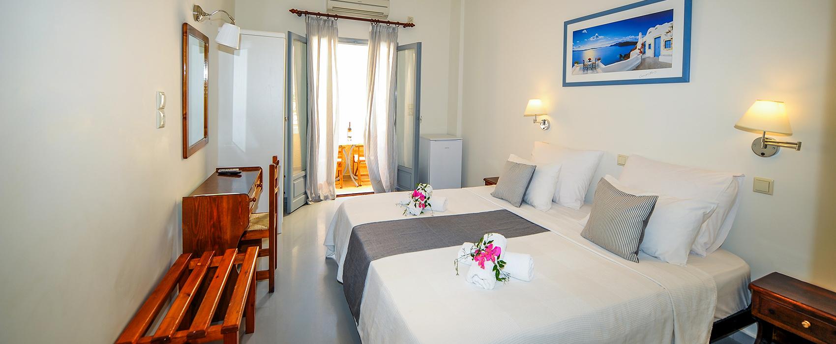 Beach Hotel Santorini Kamari